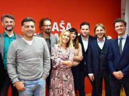 Nasa Stranka makes gains in Bosnia and Herzegovina