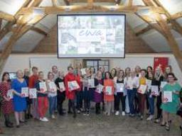 29 graduates at European Women's Academy