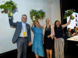 Anna-Maja Henriksson re-elected as SFP leader