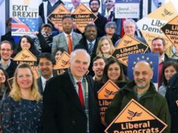 Liberal Democrats record best local election results in a decade