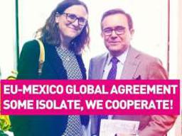 EU-Mexico: a modern agreement to reflect modern trade