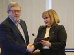 Yavlinsky officially Yabloko candidate for Russian presidential election