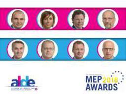 8 ALDE MEPs shortlisted for the MEP Awards 2018