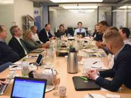 New ALDE Party Bureau meets for the first time