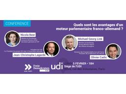 Invitation: UDI-FDP-Individual Members event in Paris