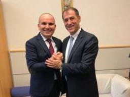Ilhan Kyuchyuk meets with MPs from Western Balkans