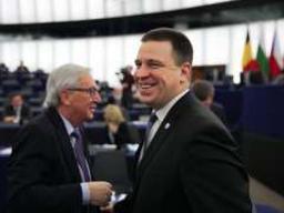 Jüri Ratas reviews Estonian EU Presidency