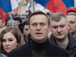 Liberals stand by Alexei Navalny