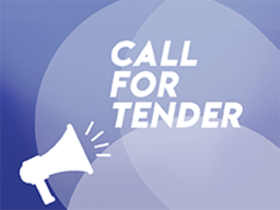 Call for tender: consultancy services on research development and implementation