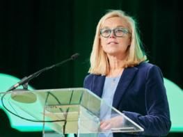 Sigrid Kaag new leader of D66
