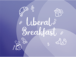 Liberal Breakfast: join us to discuss digitalisation