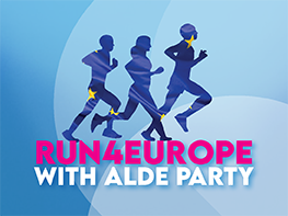 Run for Europe with ALDE Party