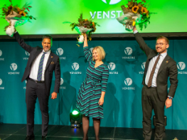 Venstre in Norway elects new party leader