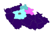 ANO tops the polls in 10 of 13 Czech regions in elections