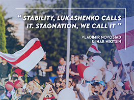 The four pillars of Belarusian protest