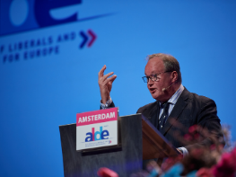 ALDE President: liberal family open to strong political partnership with US Democrats