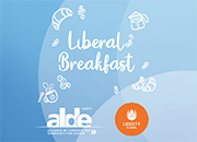 Liberal Breakfast discusses green and digital transitions