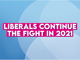 Europe's liberals are ready for 2021!