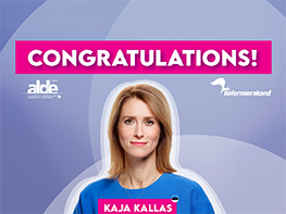 Kaja Kallas confirmed as Prime Minister of Estonia