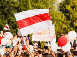 ALDE members stand for Belarus