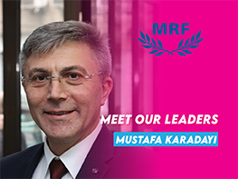 Meet our leaders: Mustafa Karadayi