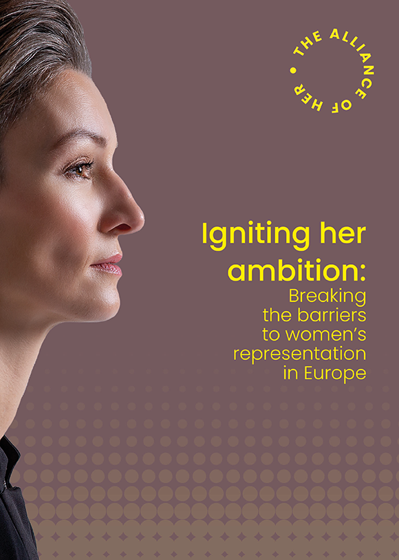 Igniting her ambition: Breaking the barriers to women's representation in Europe