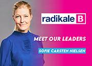 Meet our leaders: Sofie Carsten Nielsen (Radikale Venstre, Denmark)