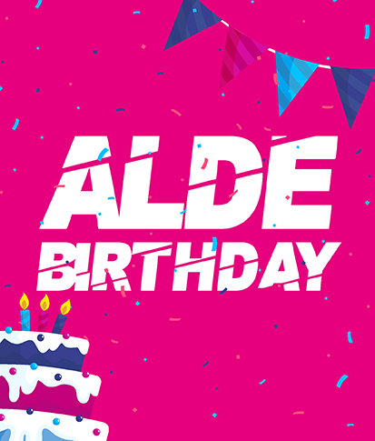 ALDE's 45th birthday!