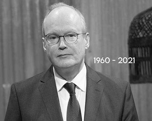 ALDE President Hans van Baalen in memoriam