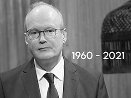 ALDE Party saddened to announce the death of President Hans van Baalen