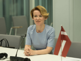 Liberals win in Latvian municipal elections, gain new minister