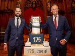 Belgian liberals celebrate 175 years