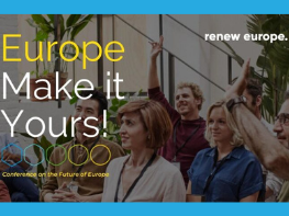 Renew Europe fights for citizens' participation for Future of Europe