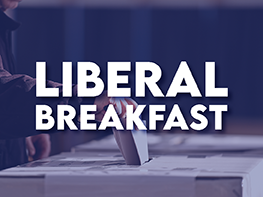 Join us for our next Liberal Breakfast on the German elections