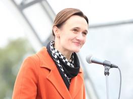 Čmilytė-Nielsen re-elected leader at party congress