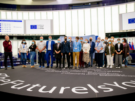 Citizen participation key for Europe's future