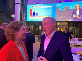 ALDE Party Co-President congratulates FDP on election results