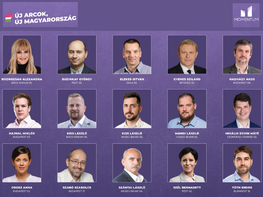 15 Momentum candidates to challenge Fidesz in next parliamentary elections