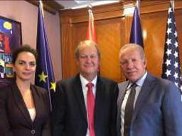 ALDE Party Vice President visits Kosovo
