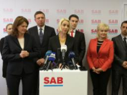 SAB confirms candidate list for the European elections