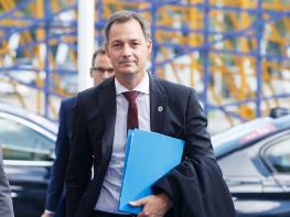 Alexander De Croo nominated Prime Minister of Belgium