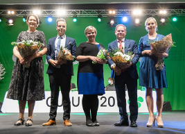 Centre Party in Finland elects new leader