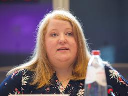 Naomi Long becomes Minister of Justice