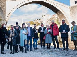 Elections held in Mostar with Naša Stranka VP winning election