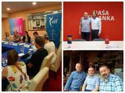 ALDE Party VP visits Bosnia Herzegovina