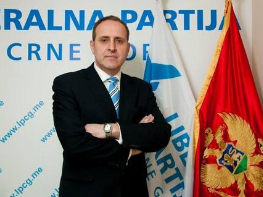 Andrija Popović re-elected to Montenegrin parliament