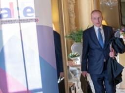 Fianna Fáil leader elected Ireland's new Taoiseach in historic coalition