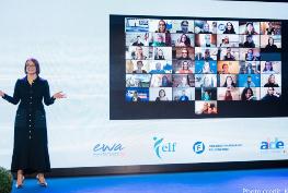 European Women's Academy alumnae meet for virtual event