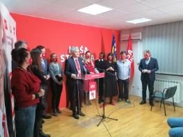 Nasa Stranka VP elected mayor of Sarajevo centre in local elections