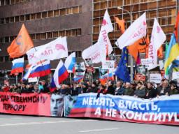 Boris Nemtsov remembered across Russia